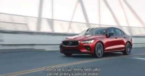 Představujeme nové Volvo S60