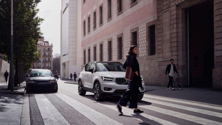 Bezpečnost vozů Volvo