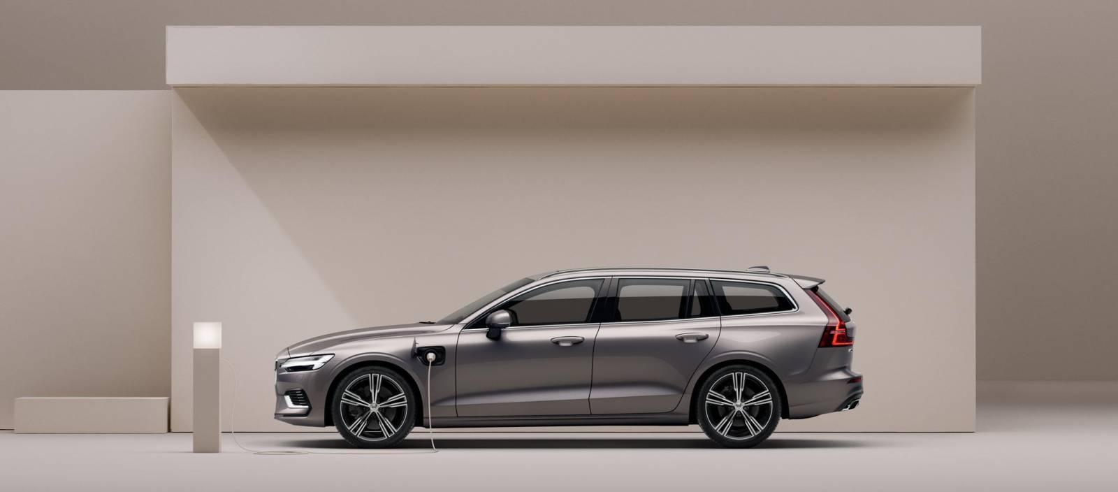 Volvo V60 Plug−in Hybrid